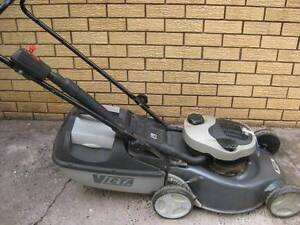 LAWN MOWER - VICTA 2st + catcher - fully serviced,easy starting. Turramurra Ku-ring-gai Area Preview