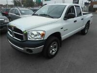 DODGE RAM 2008( AIR CLIMATISÉ, CRUISE CONTROL, 4X4 )
