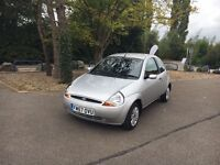 FORD KA Style Climate - 6,211 VERY LOW MILEAGE - Like brand new - History to prove mileage - NO RUST