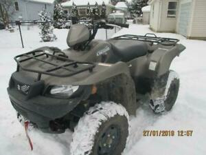 KINGQUAD 500AXI SPECIAL EDITION