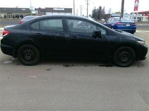 2014 Honda Civic Sedan EX AMAZING CLEAN CAR DRIVES LIKE NEW!!! Edmonton Edmonton Area image 3