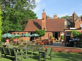 Independent Family Run Village Pub Requires Chef/Cook for Immediate Start