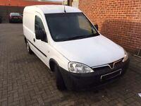 Vauxhall Combo White Van *NO MOT*