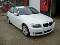 2011 BMW 323 SPORT EDITION/SUNROOF/LEATHER/FACTORY WARRANTY/EAS