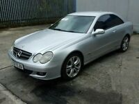 2007 Mercedes Benz CLK 2148 cc diesel for sale cheap only 1850