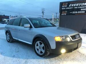 2003 Audi allroad QUATRO AWD SUV Low Kms Sunroof / Reduced !!