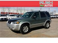 2005 Ford Escape HYBRID All-Wheel Drive