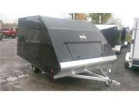 2016 MISSION 12`CROSSOVER SNOWMOBILE TRAILER