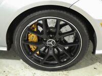 Miniature 11 Voiture Européenne d'occasion Mercedes-Benz CLS-Class 2014