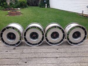 1984 Corvette wheels