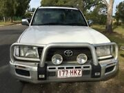 2003 Toyota Landcruiser UZJ100R GXL (4x4) White 5 Speed Automatic Wagon Rocklea Brisbane South West Preview