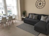 Short Term Accommodation. 2 Bed Spacious Furnished Apartment Southsea Portsmouth. Hotel Alternative
