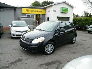 2008 SUZUKI SX4 HATCHBACK ,AUTOMATIQUE
