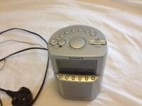 SONY DREAM MACHINE CLOCK RADIO ALARM ICF-C793L