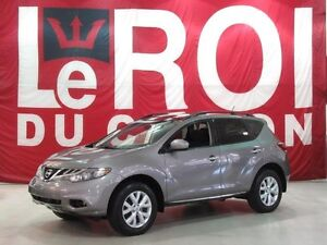 Nissan Murano AWD SV TOIT PANORAMIQUE 2012