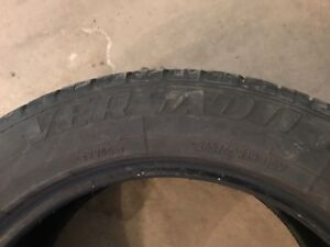 Like new summer tires for sale