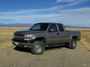 Wanted: Silverado 2500 8.1 L BIG BLOCK