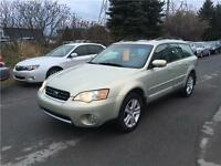 2006 Subaru Outback 3.0R, Safety & ETEST for ON or QC INCL.