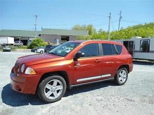 2010 !!!JEEP COMPASS 4x4 ! New mvi !!!great color !!!