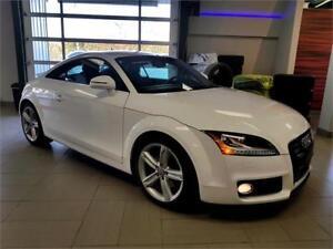 2012 Audi TT 2.0T QUATTRO, 70$/sem TAXES+INTÉRETS INCLUS
