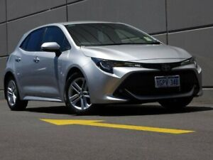 2018 Toyota Corolla Mzea12R SX Silver 10 Speed Constant Variable Hatchback Maddington Gosnells Area Preview