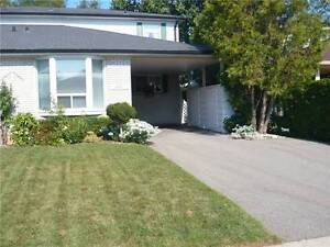 Excellent 4 Bedroom 2 Storey Freehold Semi In Great Location!