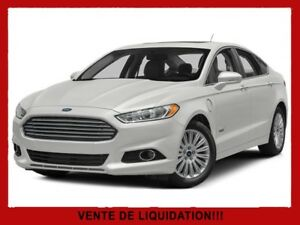 2014 Ford Fusion Energi SE Luxury