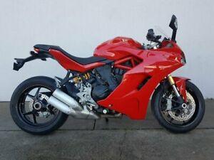 2017 Ducati Supersport 950CC Sports 937cc