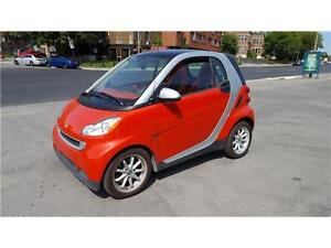 2008 Smart Fortwo Passion---7.580km-certifie-COMME NEUF