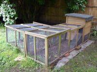 Hen/chicken coop