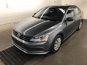 2015 Volkswagen Jetta Sedan *75,000KM* CAMERA GARANTIE VW