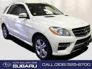 2013 Mercedes-Benz M-Class ML 350 BLUE TEC DIESEL | WELL CARED F