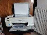 HP Photosmart C4585- Printer-Scanner-Copier