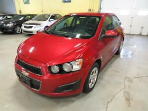 2014 Chevrolet Sonic LS * ACCIDENT FREE