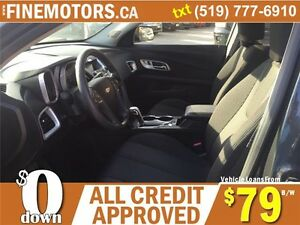 2012 CHEVROLET EQUINOX LS * EXTRA CLEAN * LOW KM * LOANS FOR ALL London Ontario image 8