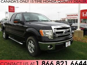 2014 Ford F-150 XLT EXTENDED CAB | LOW KM'S | RUNNING BOARDS !