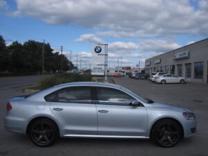 ONE OWNER !!! 2013 VW PASSAT TRENDLINE