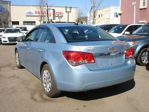 """REDUCED"" 2011 CHEVROLET CRUZE AUTO 19K-100% APPROVED FINANCING Edmonton Edmonton Area image 7"