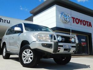 2007 Toyota Landcruiser VDJ200R GXL (4x4) Silver 6 Speed Automatic Wagon Greenway Tuggeranong Preview