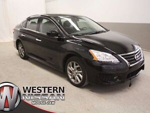 2014 Nissan Sentra -1.8 SR 4dr - Only 21,000Kms -LOCAL TRADE