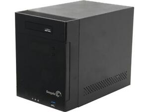 Segate 4 Bay Network Attached Storage 4TB