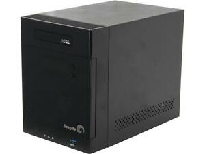 Segate 4 Bay Network Attached Storage 4TB Peterborough Peterborough Area image 1