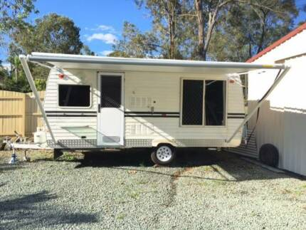 Brilliant Off Road 2007 Roadstar VacationerShowerToiletBunk Beds  Caravans