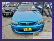 2003 Ford Falcon BA XR6 Blue 4 Speed Auto Seq Sportshift Sedan Lansvale Liverpool Area Preview