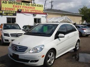 2008 MERCEDES-BENZ B200 SUNROOF AUTO 139K-100% APPROVE FINANCING