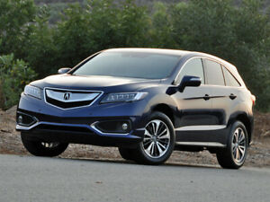 Looking to buy a 2015 to 2017 - RDX or MDX