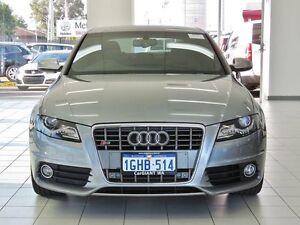 2010 Audi S4 B8 (8K) MY11 3.0 TFSI Quattro Grey 7 Speed Automatic Sedan Morley Bayswater Area Preview