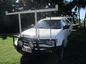 2011 Mitsubishi Triton White Automatic
