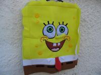 Spongebob Squarepants fancy dress costume for boy or girl