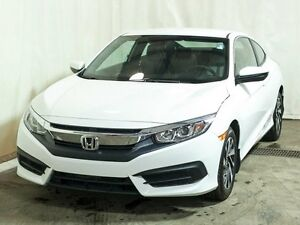 2016 Honda Civic LX Coupe Automatic w/ low KMs